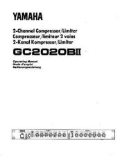 Buy Yamaha GC-S5 ENGELSK Operating Guide by download Mauritron #247994