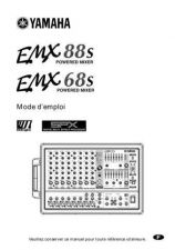Buy Yamaha EMX88SF Operating Guide by download Mauritron #247887