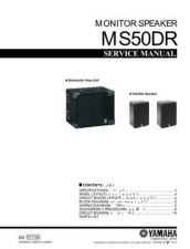 Buy JVC MS100DR C SM Service Manual by download Mauritron #252202