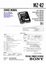 Buy Sony MZ-NH900 Service Manual. by download Mauritron #243159