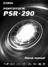 Buy Yamaha PSR290 DA Operating Guide by download Mauritron #249320