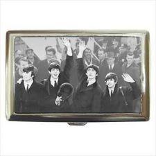 Buy The Beatles Paul George Ringo John 1964 Cigarette Money Credit Card Case