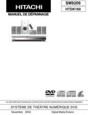 Buy Hitachi SM 9209F Manual by download Mauritron #225619