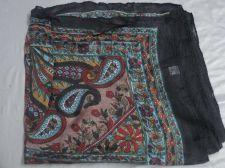 Buy 10 pcs wholesale lot pure silk duptta women wear scarf designer 100% silk muflar