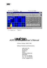 Buy AOR HAWKM OPERATING by download #117375