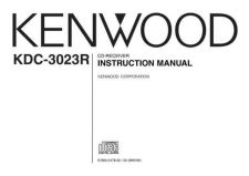 Buy Kenwood KDC-3023R by download Mauritron #221556