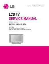 Buy 3828TSL103L RZ20LA70 Service Information by download #110155