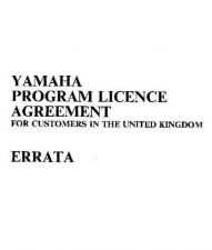 Buy Yamaha C-50 Operating Guide by download Mauritron #246901