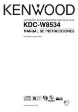 Buy Kenwood B64-3307-00_01_E_Spanish Operating Guide by download Mauritron #22095