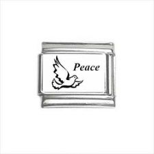 Buy Dove Of Peace 9mm Italian Charm