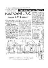 Buy PORTADYNE JUB_AC by download #109042