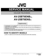 Buy JVC AV-21L81B (-VT) Service Manual Schematic Circuit. by download Mauritron #269575