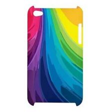Buy Ipod Touch 4th Generation Hard Shell Case Rainbow Pattern