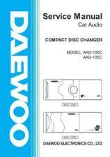 Buy Daewoo. AKD-100C_2. Manual by download Mauritron #212507