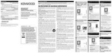 Buy Kenwood hd-20ga7 Operating Guide by download Mauritron #221248