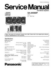 Buy Panasonic sa_ch64m_p_pc Service Manual by download Mauritron #268615