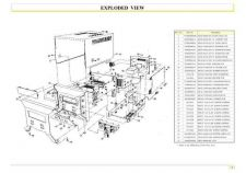Buy GOLDSTAR FR-X1A-WIR Service Information by download #112344