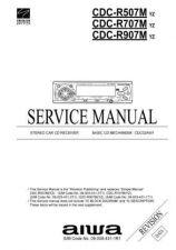 Buy AIWA CDC-R707M YZ TE by download #107659