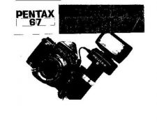 Buy PENTAX 6X7 GRIP AF400T B Q CAMERA INSTRUCTIONS by download #118985