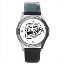 Buy Troll Guy Internet Meme Comic NEW Round Wrist Watch