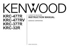 Buy Kenwood krc-478r Operating Guide by download Mauritron #222626