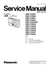 Buy Panasonic DMC-FZ8EE Service Manual with Schematics by download Mauritron #266806