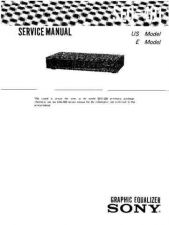 Buy Sony SEQ-401 Service Manual by download Mauritron #232377