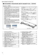 Buy Yamaha MOTIF XS PCB1 C Manual by download Mauritron #257932