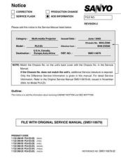 Buy Fisher PLV-Z1BL-01(1) Manual by download Mauritron #216518