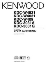 Buy Kenwood KDC-3031A by download Mauritron #221598