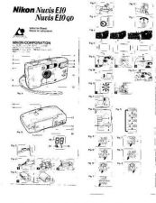 Buy NIKON Nuvis E10 Instruction Manual by download Mauritron #266170