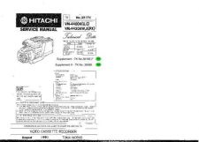 Buy Hitachi TK-2996E Service Manual by download Mauritron #264338
