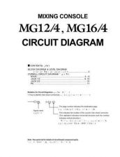 Buy JVC MG10 2A OV Service Manual by download Mauritron #251861