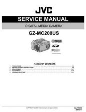 Buy JVC GZ-MC200US Service Manual Schematic Circuit. by download Mauritron #270890