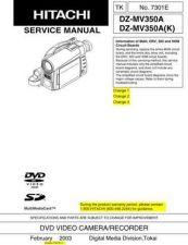 Buy Hitachi TK-7301E Service Manual by download Mauritron #264526