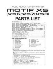 Buy Yamaha MOTIF-6 DIS Manual by download Mauritron #257951