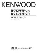 Buy Kenwood KVT-747DVD by download Mauritron #219604