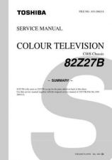 Buy TOSHIBA 033-200217CDC-705 Service Schematics Service Information by download #