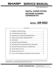 Buy Sharp ARP13-NC4T_SM Manual by download Mauritron #212033