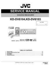 Buy JVC KD-DV6104 by download Mauritron #271260