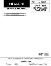 Buy Hitachi TK-9301E-2 Service Manual by download Mauritron #264558