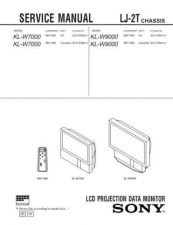 Buy Sony KL-W9000 Manual by download Mauritron #229324