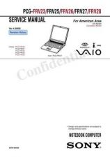 Buy Sony PCG-F150F160F180F190 Service Manual. by download Mauritron #243249