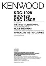 Buy Kenwood KDC-1032 Operating Guide by download Mauritron #221454