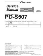 Buy Pioneer R2034 Service Manual by download Mauritron #235229
