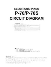 Buy JVC P70 MAIN Service Manual by download Mauritron #252608