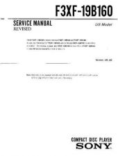 Buy Sony F5L5-18C830-F5VF-18C830 Service Manual by download Mauritron #240703