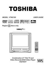 Buy TOSHIBA VTW2185_OM by download #109918