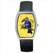 Buy Toucan Bird Parrot Unisex New Retro Style Wrist Watch
