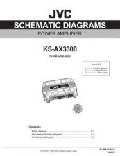 Buy JVC KS-AX3300J sch Service Manual Schematic Circuit. by download Mauritron #271655